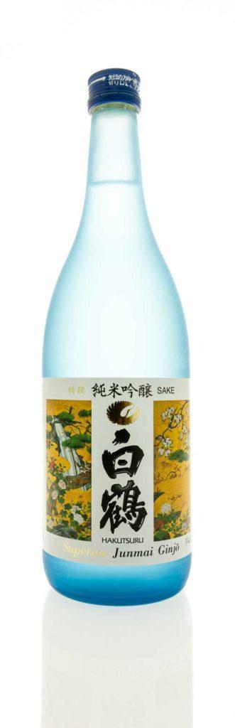 Junmai Ginjo Sake