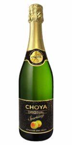 Choya Sparkling Plum Wine